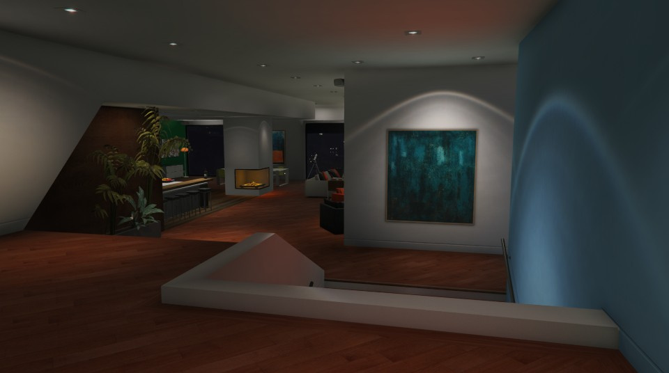 Gta 5 All High End Apartment Interiors  gta 5 all independence day