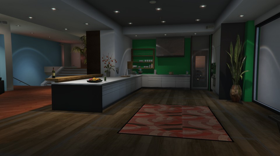 Gta 5 All High End Apartment Interiors  gta online graphical