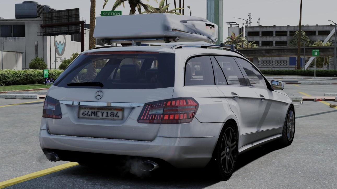 Mercedes-Benz E300 Estate, Mercedes-Benz E300 Estate Mod, Mercedes-Benz E300 Estate mod BUSSID, Mod Mercedes-Benz E300 Estate BUSSID, Mercedes-Benz E300 Mod for Bus Simulator Indonesia, BUSSID Car Mod, BUSSID Mod, SGCArena