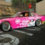Nissan Silvia S13 Sora Drift Paintjob Gta5 Mods Com