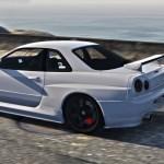 Nissan Skyline Gtr R34 Gta5 Mods Com