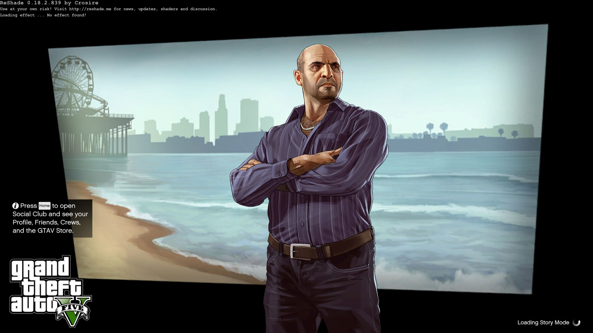 Broughy1322 Gta 5 Extra Gta Iv Lost And Damned Loading Screen Hd Png