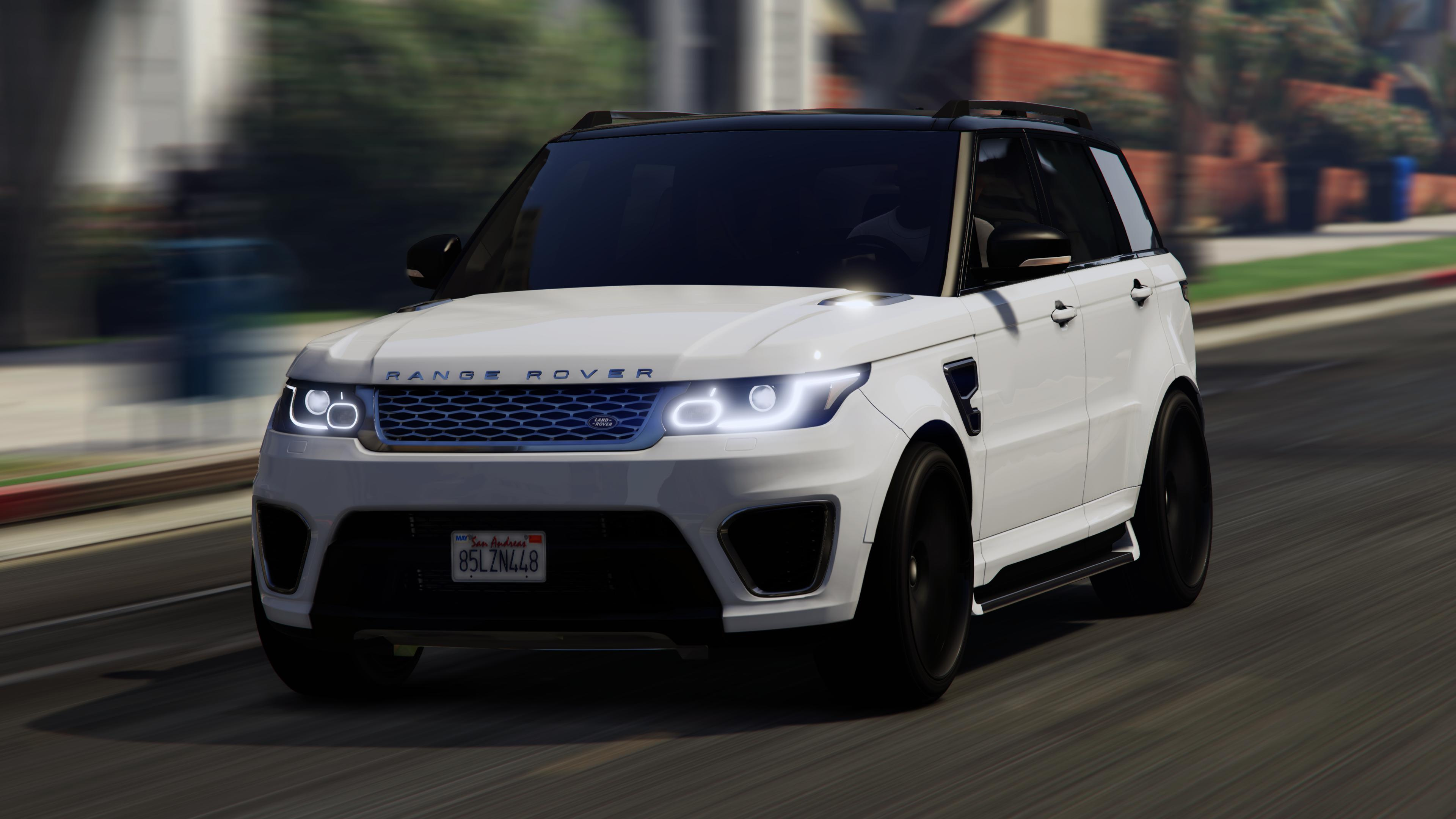 Range Rover Sport [Replace