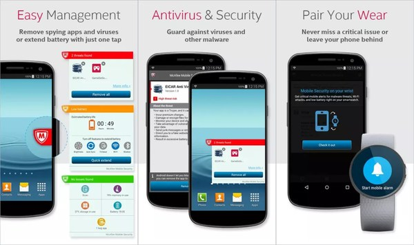 Android Phone Security Apps