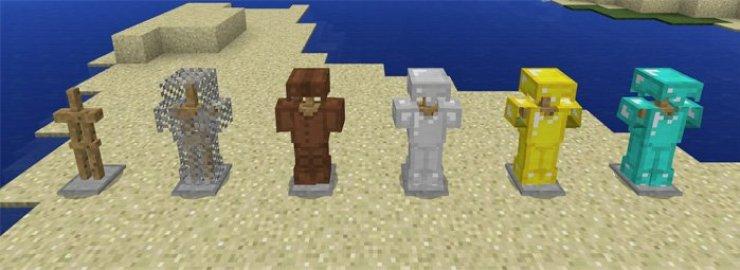 Minecraft Armor Stand Hepsi