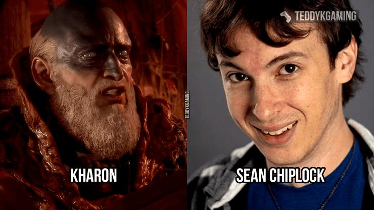 Mortal Kombat 11 Seslendirme Oyuncuları