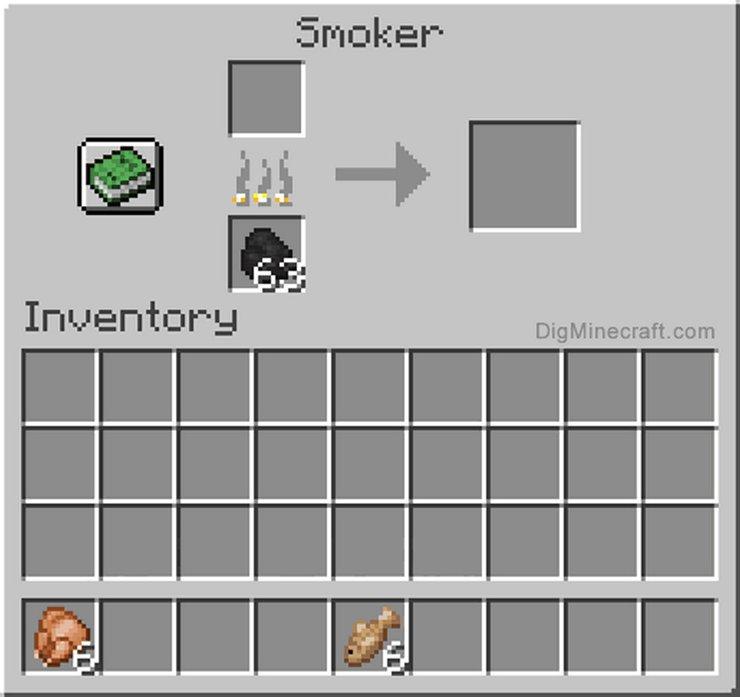 Minecraft 10'da Sigara İçen Nasıl Yapılır?