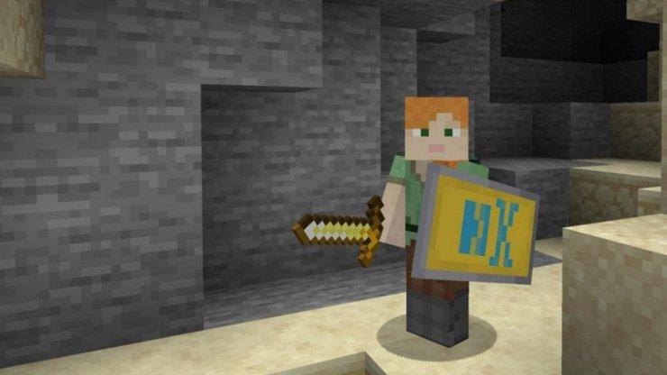 Minecraft Kalkanı