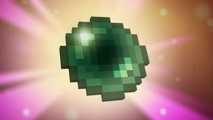 Ender İnci Minecraft
