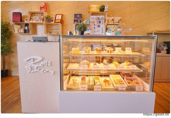 20180325234710 78 - 熱血採訪 | 卷卷蛋糕實體門市新開幕,買甜點送飲料,位置偏遠人潮卻不少