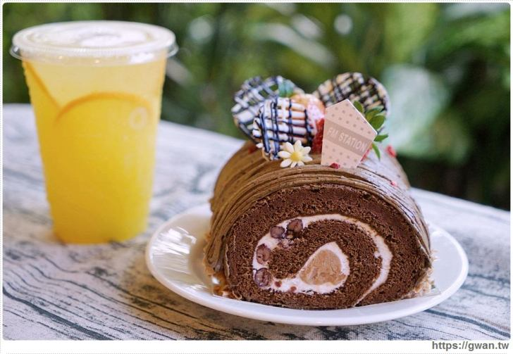 20181110115217 69 - 熱血採訪 | 馥漫麵包花園夢幻下午茶新上市,11月底前新品甜點加購飲料只要半價呦
