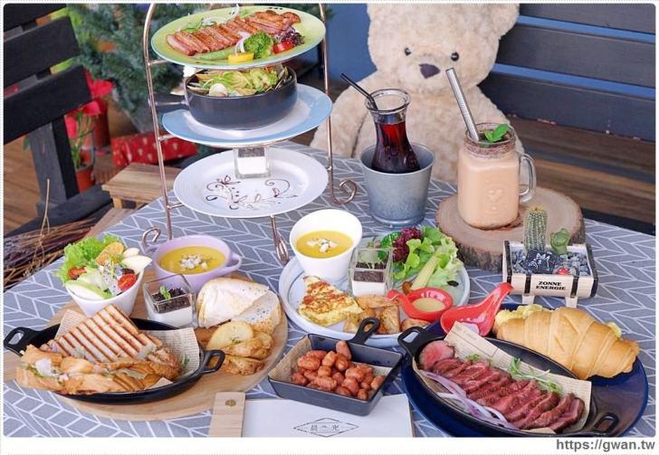 20190115230210 8 - 熱血採訪   晨光手作料理坊,早餐就能吃到巨無霸牛排可頌,平日不限時,點紅茶還可無限續杯!!