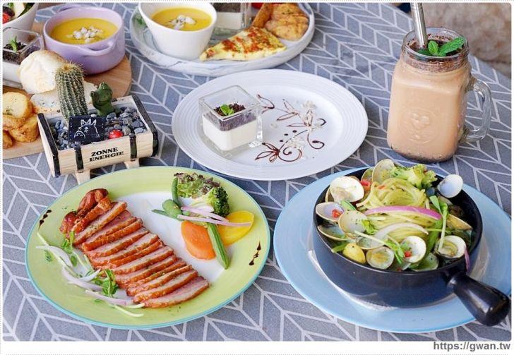 20190115230219 64 - 熱血採訪   晨光手作料理坊,早餐就能吃到巨無霸牛排可頌,平日不限時,點紅茶還可無限續杯!!