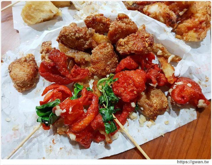 20190221170446 22 - 偉哥鹹酥雞   店門口排排坐,原來大家都在等好吃的鹹酥雞!!