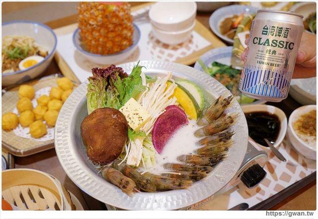 台中美食 復古中式茶館,火車站旁的阿嬤古早味餐廳-有春茶館