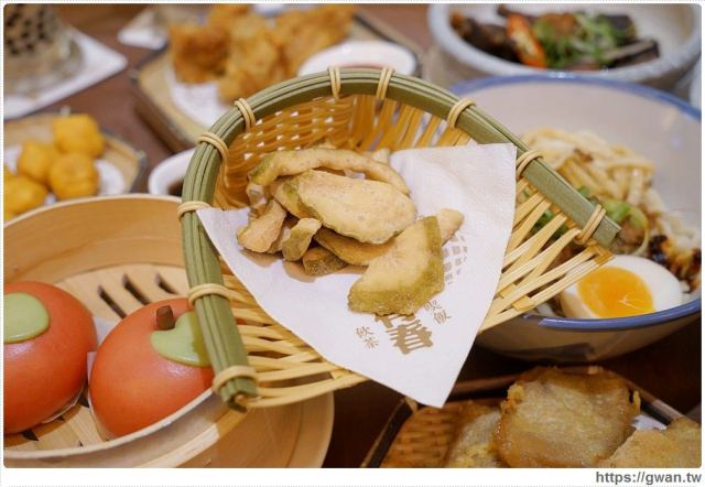 台中美食有春茶館   芭樂乾(季節限定)