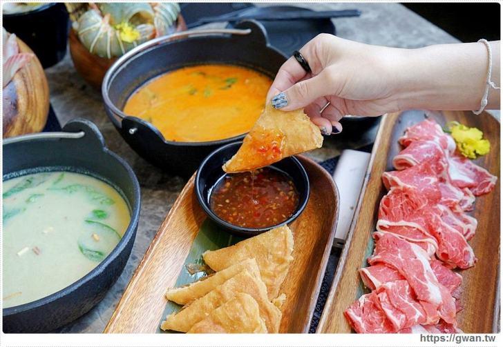 20190427114725 38 - 熱血採訪 | 泰丘鍋物,泰國蝦出現在火鍋店!還有泰奶冰沙和泰國香米吃到飽~
