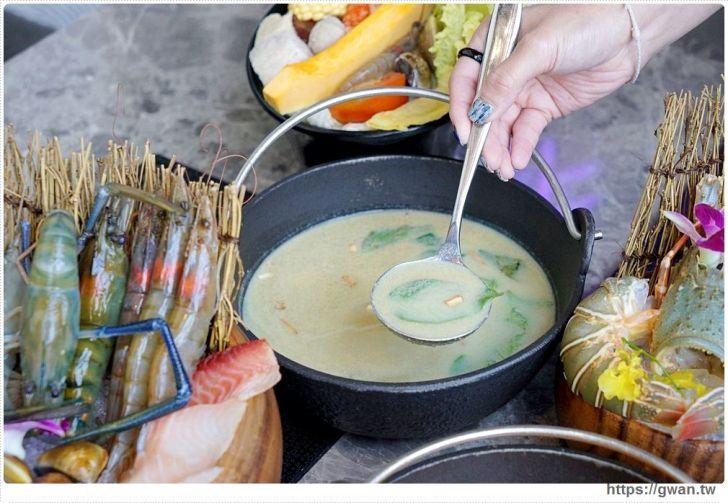 20190427114744 37 - 熱血採訪 | 泰丘鍋物,泰國蝦出現在火鍋店!還有泰奶冰沙和泰國香米吃到飽~