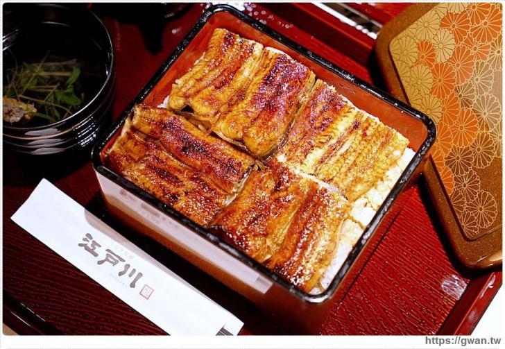 20191002160330 29 - 熱血採訪   江戶川鰻魚飯來台中囉!進駐台中老虎城,開幕首日鰻魚飯半價限量300份