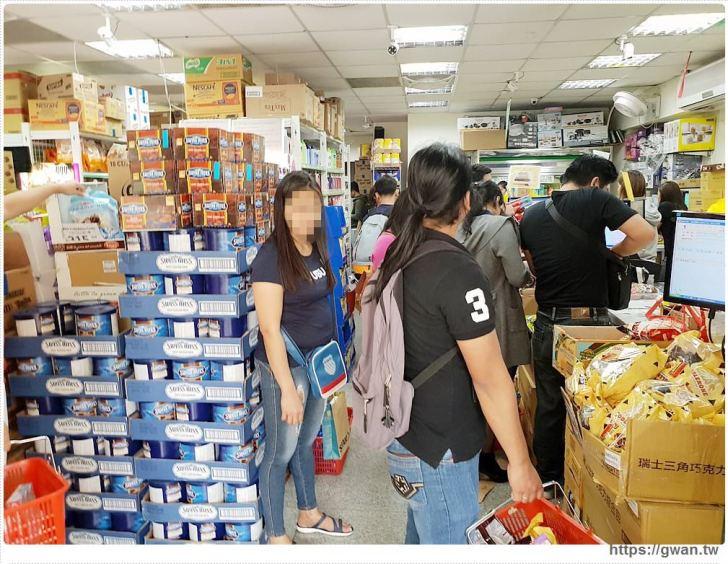 20191004151600 4 - 台中東南亞超市RJ supermart   東南亞零食、生活批發,假日人潮擠爆了!