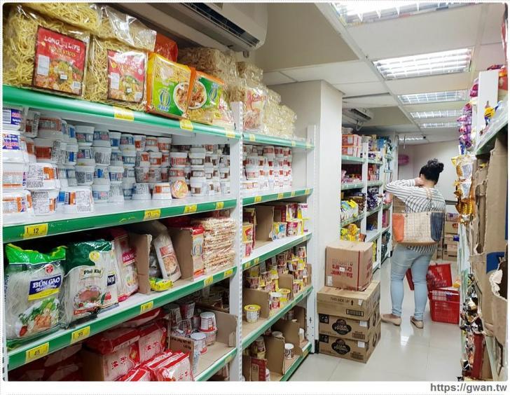 20191004151647 59 - 台中東南亞超市RJ supermart   東南亞零食、生活批發,假日人潮擠爆了!