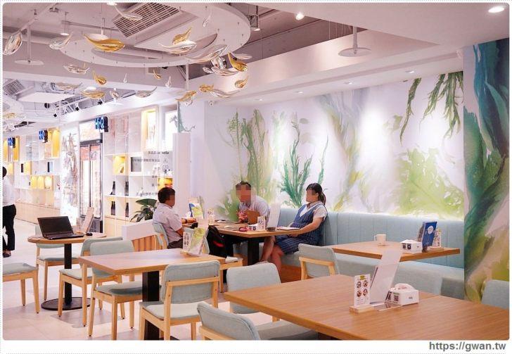 20191020040741 70 - 熱血採訪 台北新開的多元生活館,不用消費也有紅茶咖啡免費喝,尖峰時刻人潮大爆滿的 Hi-Q褐藻生活館