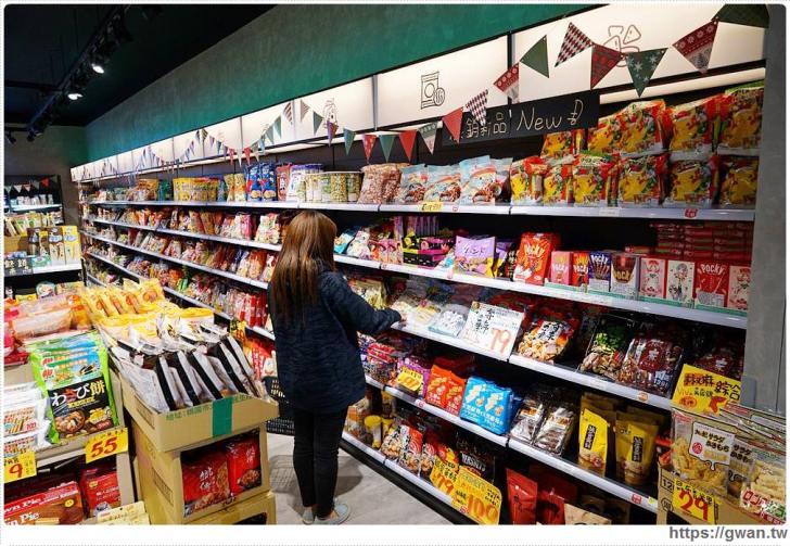 20191210142808 8 - 熱血採訪│台中最齊全的進口零食批發倉庫出清!限定兩個禮拜,超佛心價格還能免費換冰淇淋!