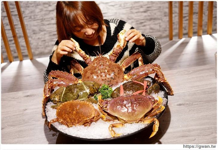 20191224005835 92 - 熱血採訪|痛風請注意!沒預約吃不到的台中浮誇蟹霸王就在這!
