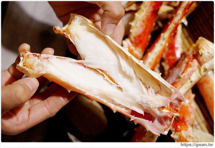 20191224005901 2 - 熱血採訪|痛風請注意!沒預約吃不到的台中浮誇蟹霸王就在這!
