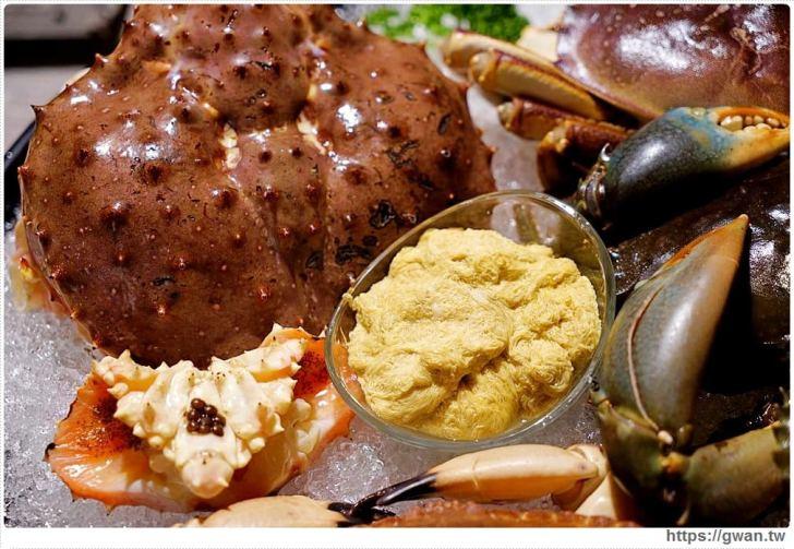 20191224005902 57 - 熱血採訪|痛風請注意!沒預約吃不到的台中浮誇蟹霸王就在這!