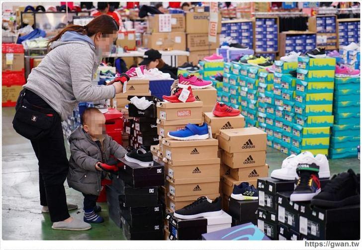 20191227215215 74 - 熱血採訪 800坪台灣廠拍年底快閃10天,大小家電超值福利品,運動鞋加10元多一雙!