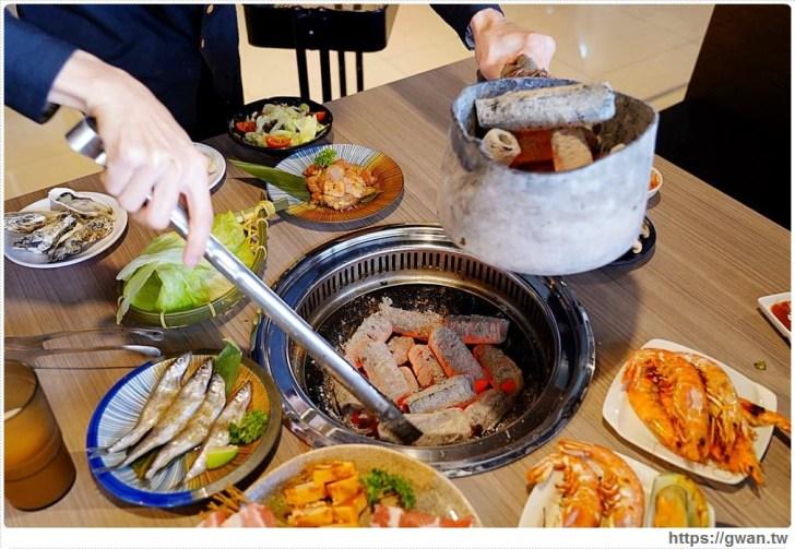 20200220000449 88 - 熱血採訪│台中燒肉吃到飽,現撈泰國蝦、厚切牛排、近80種食材吃到飽,還有生啤無限暢飲一人只要799!