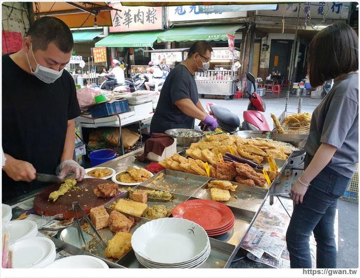20200421211055 54 - 向上市場無名炸物攤 | 藏在市場裡的40年炸粿、蚵仔嗲,在地人超愛的台式下午茶!