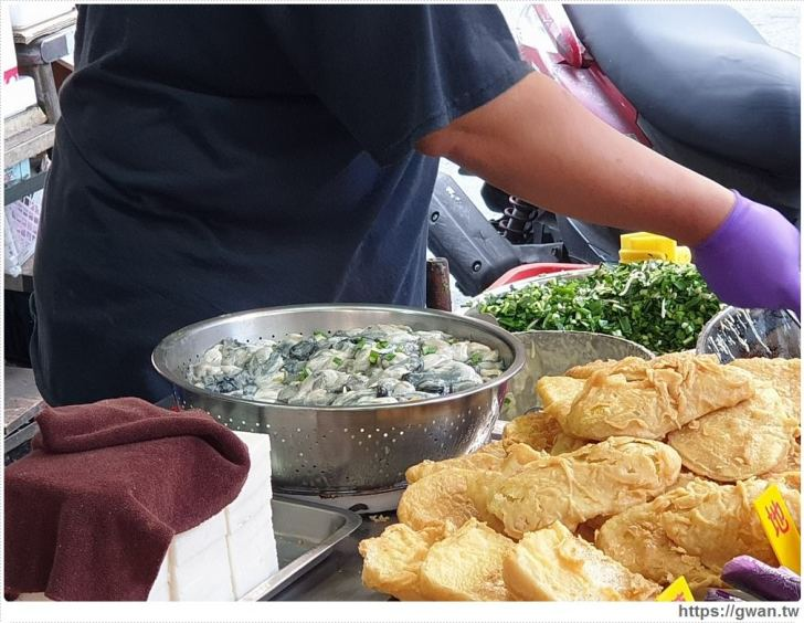 20200421211056 71 - 向上市場無名炸物攤 | 藏在市場裡的40年炸粿、蚵仔嗲,在地人超愛的台式下午茶!
