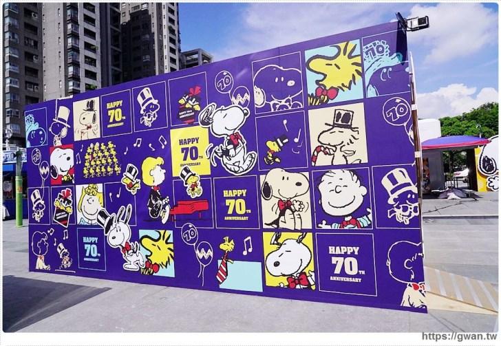 d45200983ce6db7322ab1e7f626443c6 - 花生漫畫史努比70週年巡迴展台中場開跑囉,還有百變喬巴超人限定店都在台中草悟廣場!