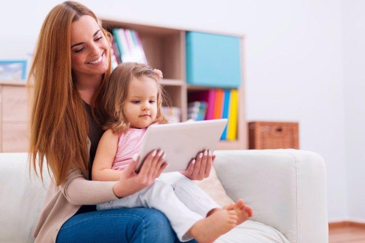 Niños y nuevas tecnologías, tablets, smartphone