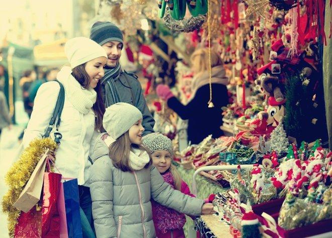 Destinos turísticos con los que disfrutar d ela Navidad en familia
