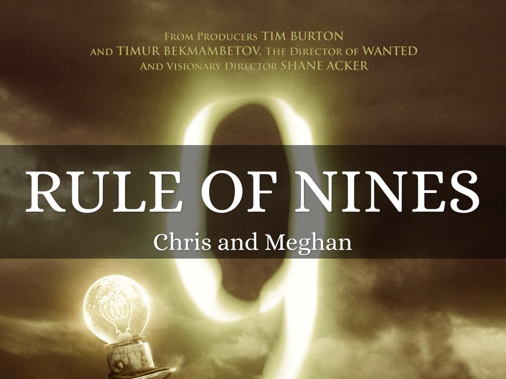 Rule Of Nines By Meghan Ballard