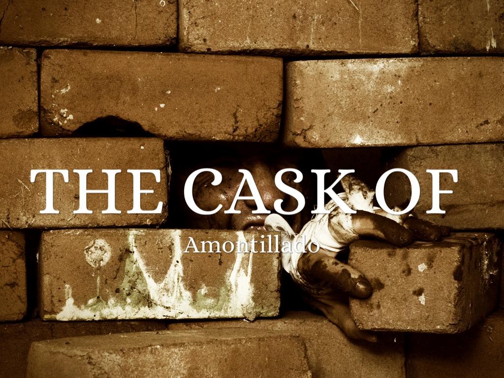 The Cask Of Amontillado By Jose Armando Gomez Rocabado