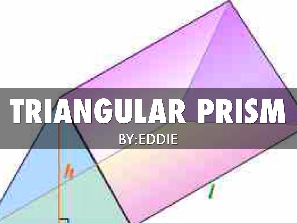 Triangular Prism By Edmiramontes