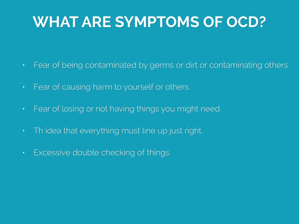 Obsessive Compulsive Disorder By Redhenna7