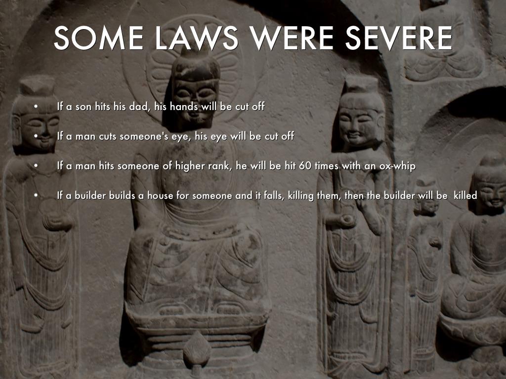 Code Of Hammurabi 13 Facts Of Babylonian Law Code