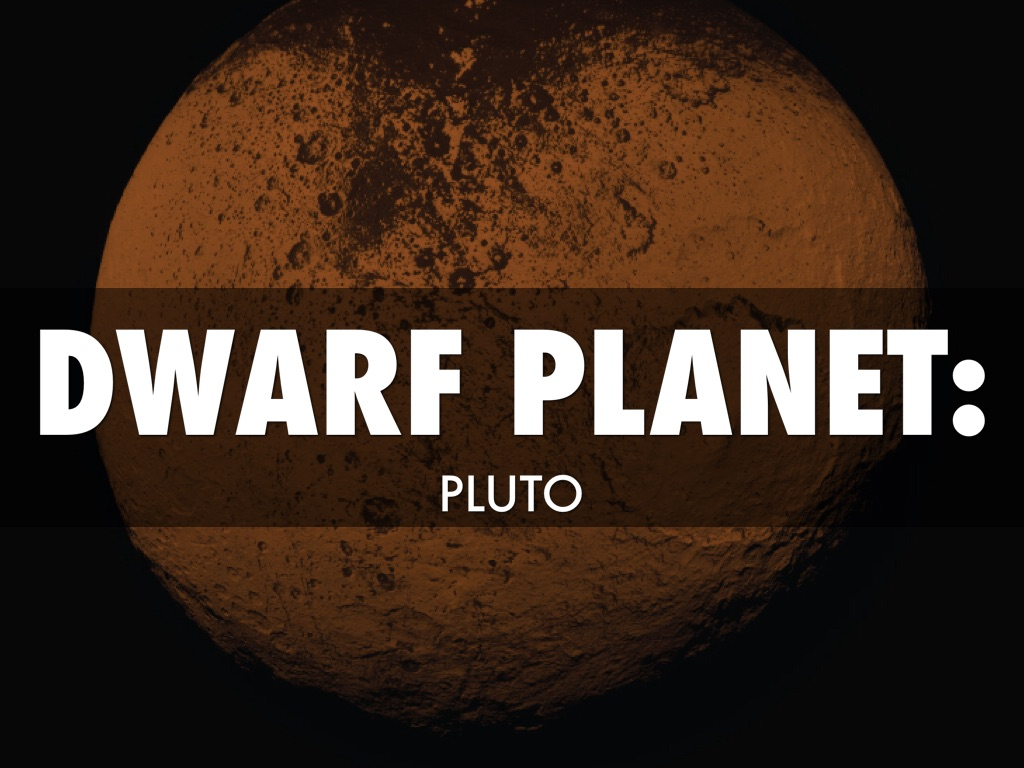 Dwarf Planet Facts By Caden Powell