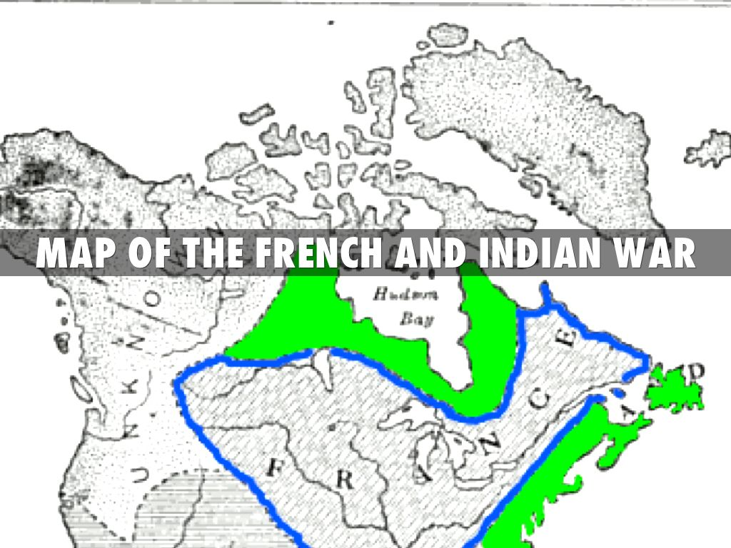 French And Indian War By Mrs Mckinnon