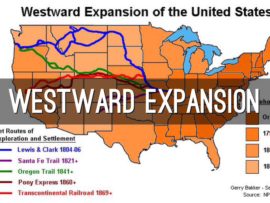 Westward Expansion By Shoshanna