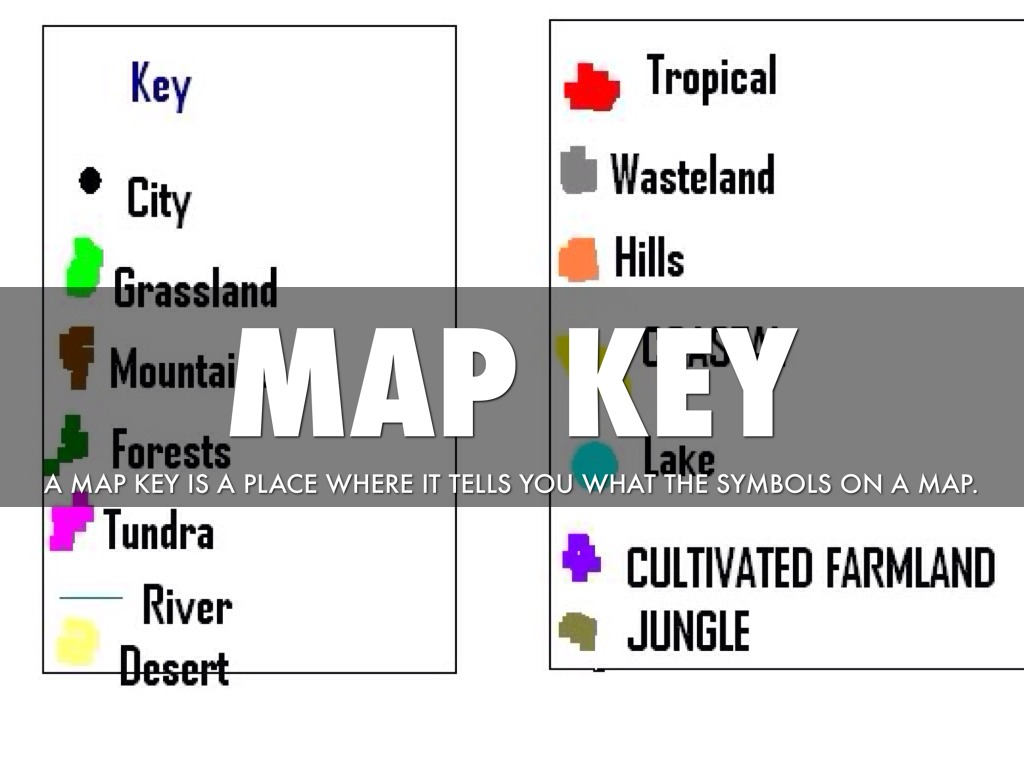 Map Skills Vocabulary By Cadence Huntsinger