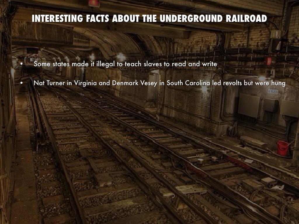 Underground Railroad By Bulldog83