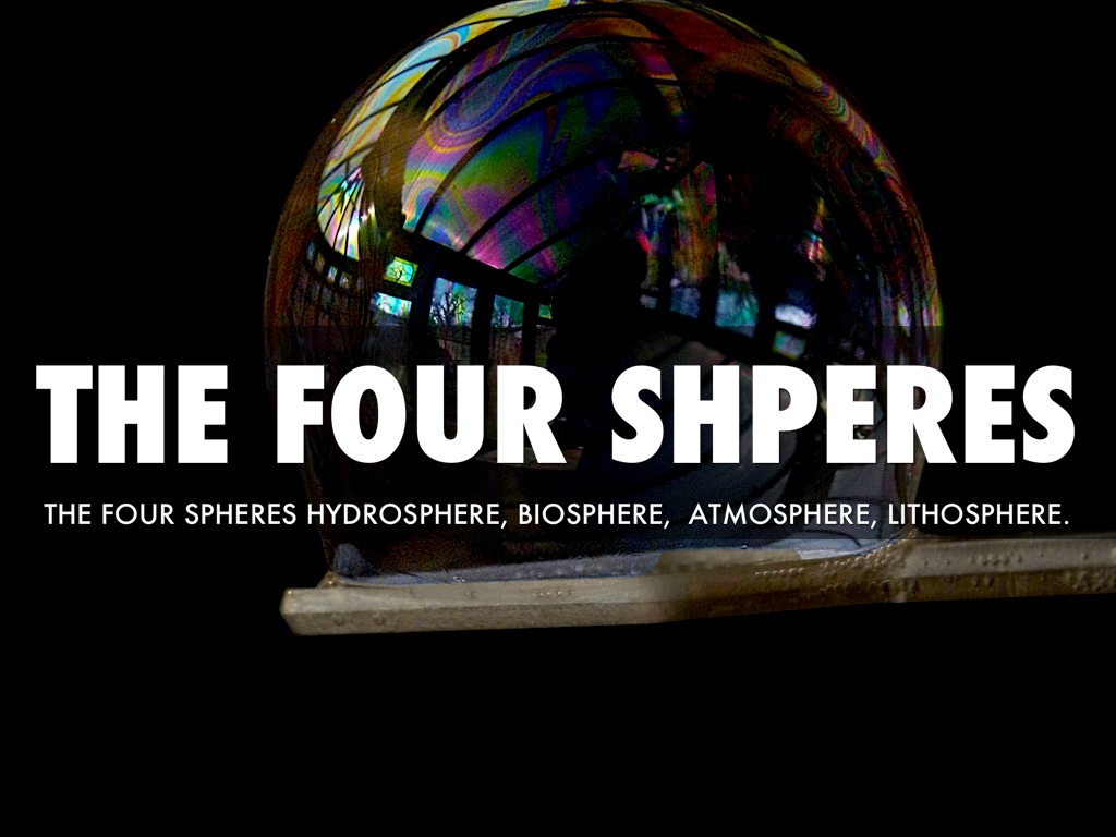 The Four Spheres By William Beale