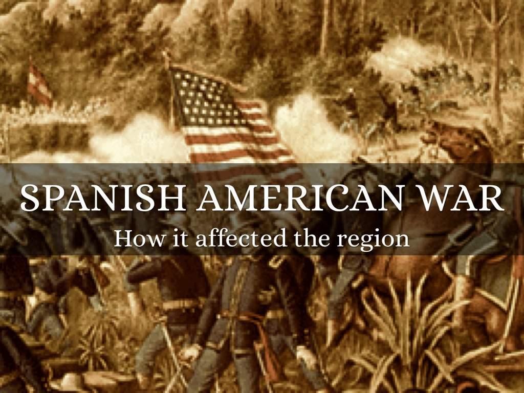 Spanish American War By Agd