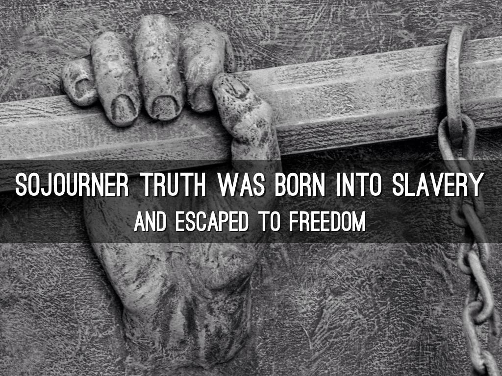 Sojourner Truth Biography For Kids